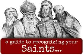 A Guide To recognizing your saints