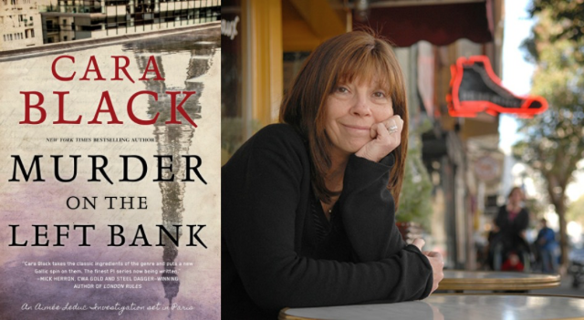 Cara Black's Murder on the Left Bank: An Aimee LeDuc Investigation
