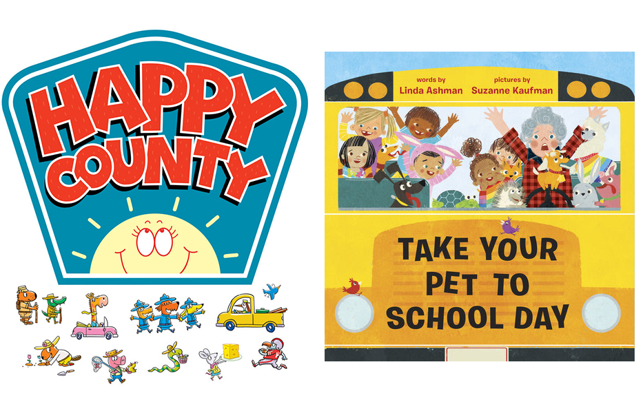 Happy Country and Take Your Pet to School Day