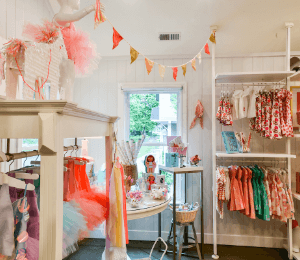 Sprout kids boutique