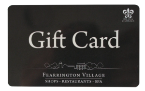 Fearrington gift card
