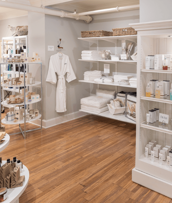the spa at fearrington boutique