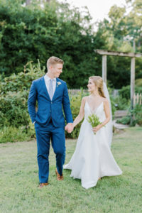 grace and will's fearrington wedding