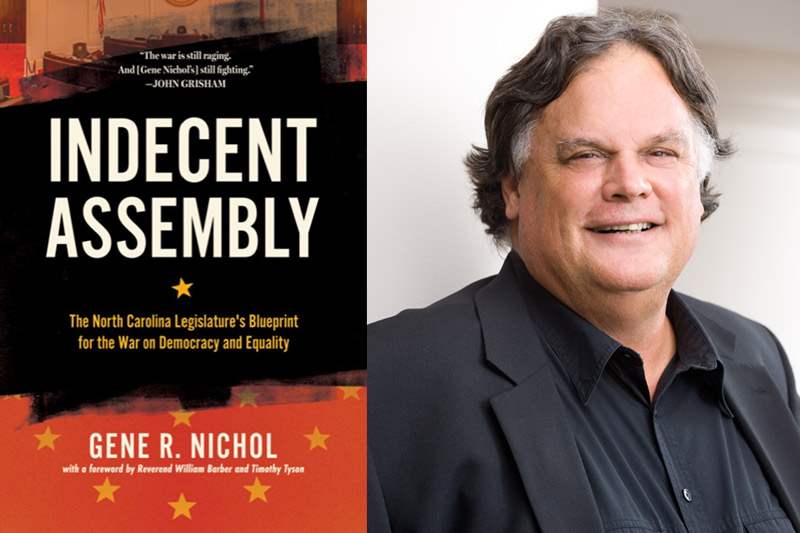 Indecent Assembly by Gene R. Nichol