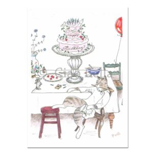 CIAO BELLA CARDS – TINKER'S CAKE