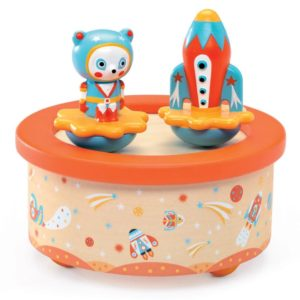 MUSIC BOX – SPACE MELODY