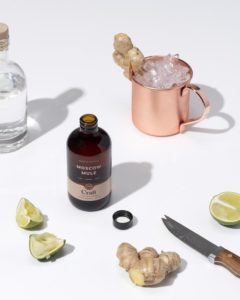 W&P – MOSCOW MULE COCKTAIL SYRUP