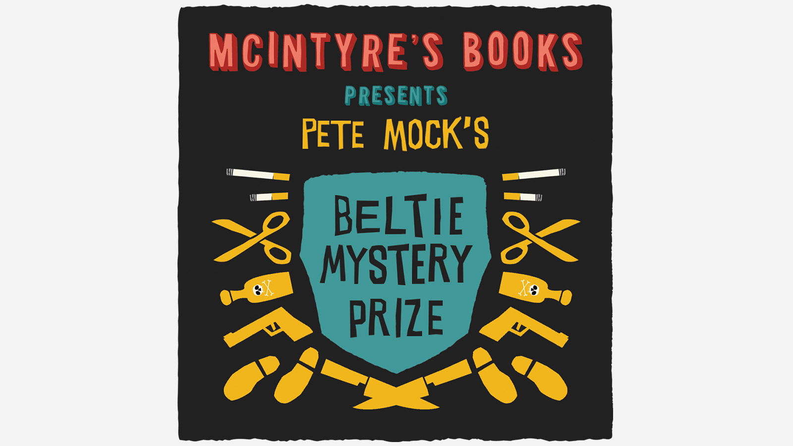 Beltie Mystery Prize Announcement