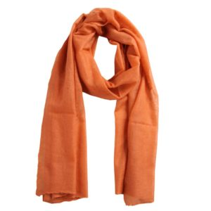 KAS CASHMERE – TISSUE-WEIGHT SCARF IN TIGER LILLY