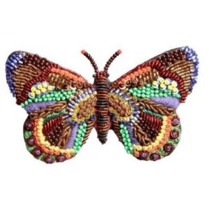 TROVELORE – TINSEL BUTTERFLY PIN