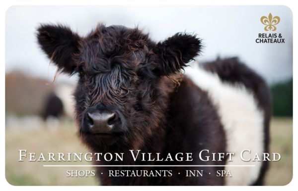virtual Fearrington Village gift card