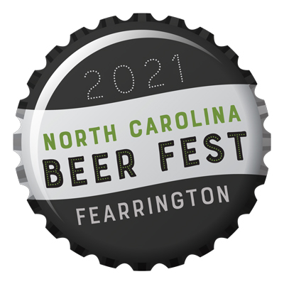 NC Beer Fest logo at Fearrington Village