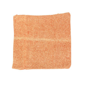 COSMETIC POUCH – RUST