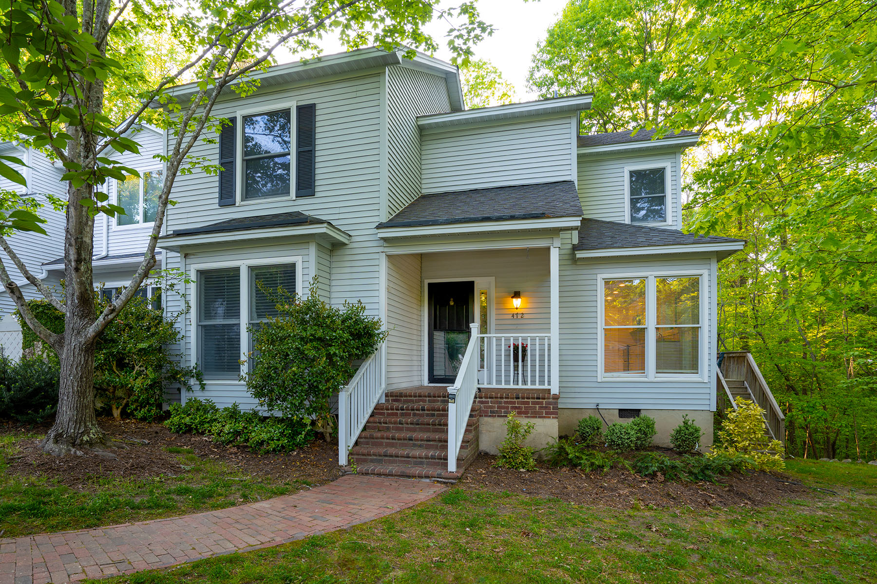 472 Beechmast countryhouse townhome - exterior