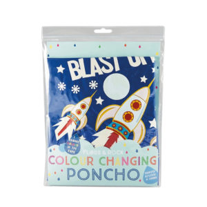 COLOR CHANGING PONCHO – ROCKETS