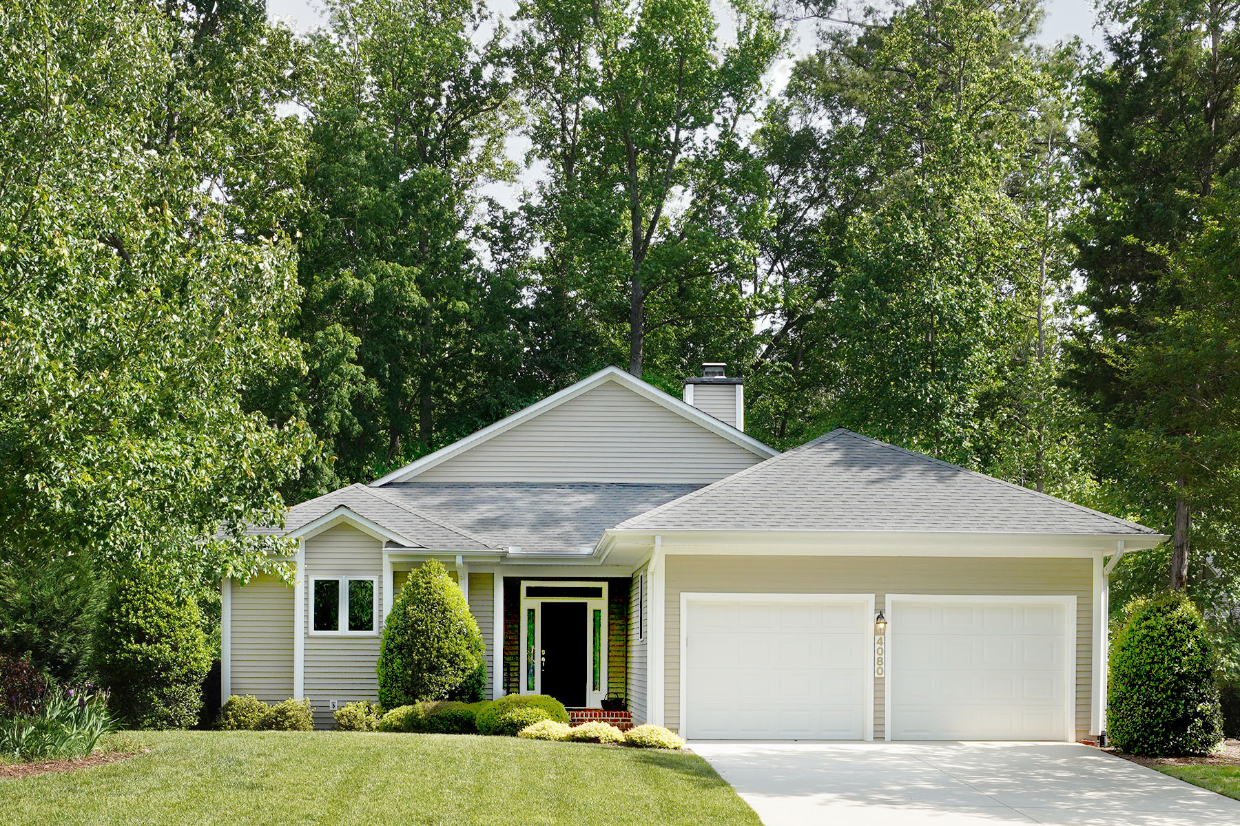 4080 Woodleigh in Fearrington Village - home exterior