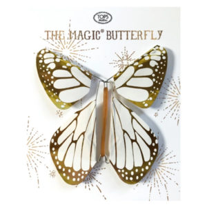 MAGIC FLYING BUTTERFLY – GOLD