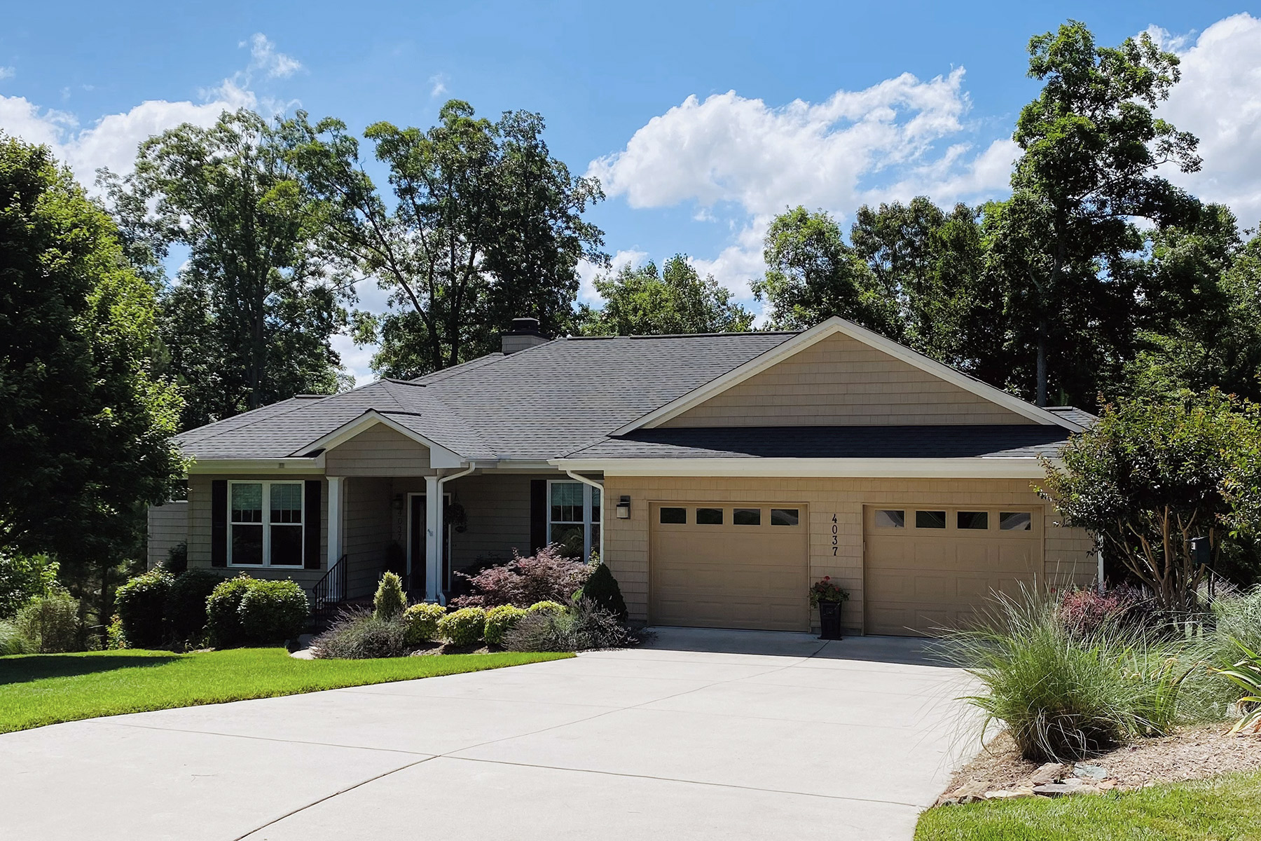 4037 South McDowell - exterior