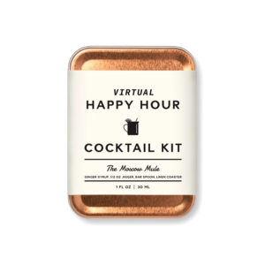 W&P – VIRTUAL HAPPY HOUR MOSCOW MULE KIT