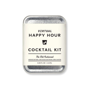 W&P – VIRTUAL HAPPY HOUR OLD FASHIONED KIT
