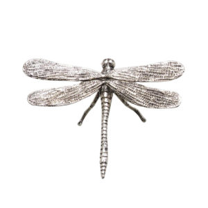 ANTIQUE PEWTER DRAGONFLY