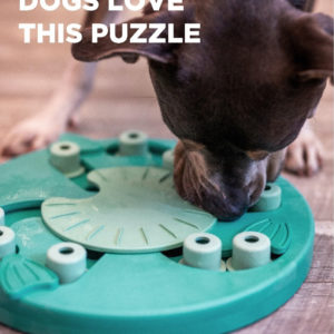 DOG WORKER PUZZLE GAME
