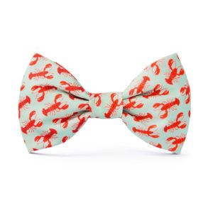 CATCH OF THE DAY DOG BOW TIE