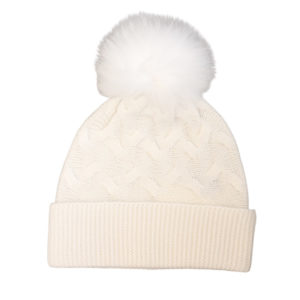 KINROSS – LUXE CABLE HAT
