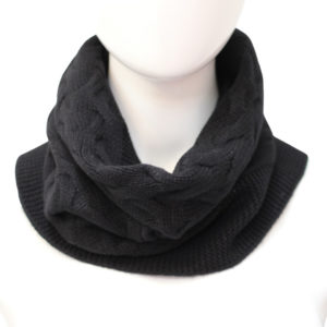 KINROSS – LUXE CABLE NECKWARMER