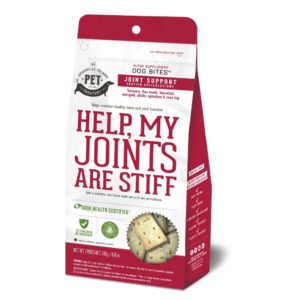 HELP, MY JOINTS ARE STIFF DOG BISCUIT