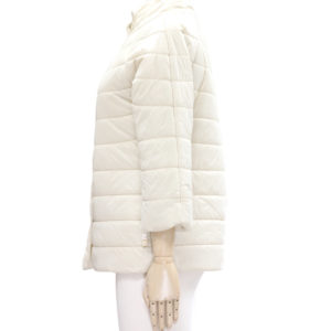 VIVIENNE PUFFER IN CHAMPAGNE
