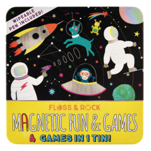 SAPCE MAGNETIC FUN AND GAMES